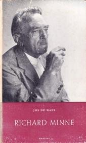 Richard Minne : de dichter