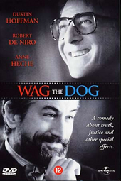 Wag the dog / dir. by Barry Levinson ; screenplay by Hilary Henkin ... [et al.] ; based on the book American hero by Larry Beinhart