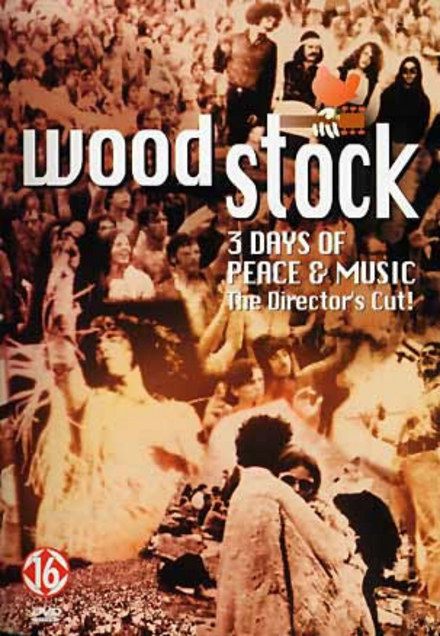 Woodstock : 3 days of peace and music
