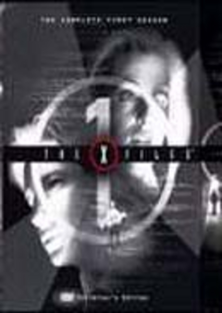 The X-files. Seizoen 1