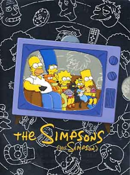 The Simpsons. Seizoen 1
