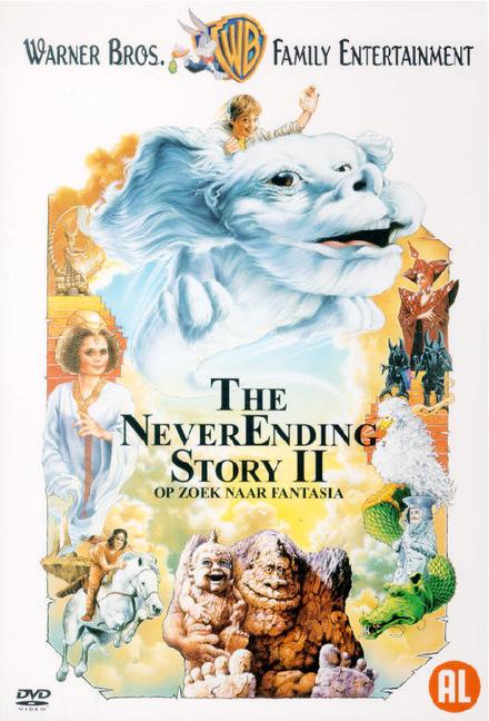 The neverending story II : op zoek naar Fantasia