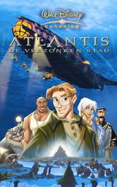Atlantis : de verzonken stad