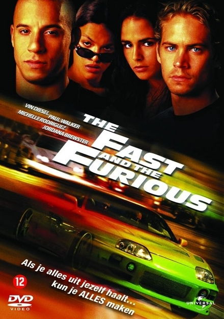 The fast and the furious [1]