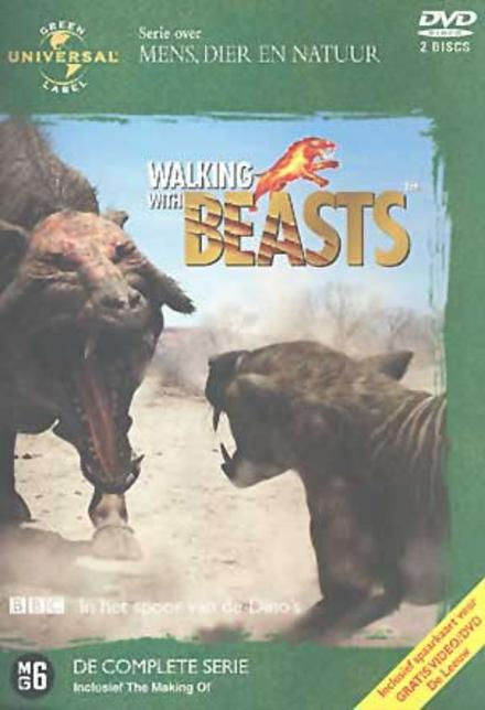 Walking with beasts : in het spoor van de dino's