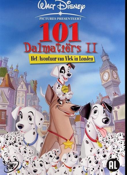101 dalmatiers II : het avontuur van Vlek in Londen