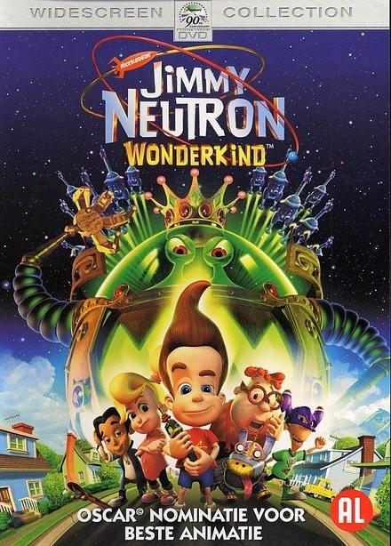 Jimmy Neutron : wonderkind