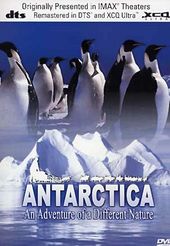 Antarctica : an adventure of a different nature