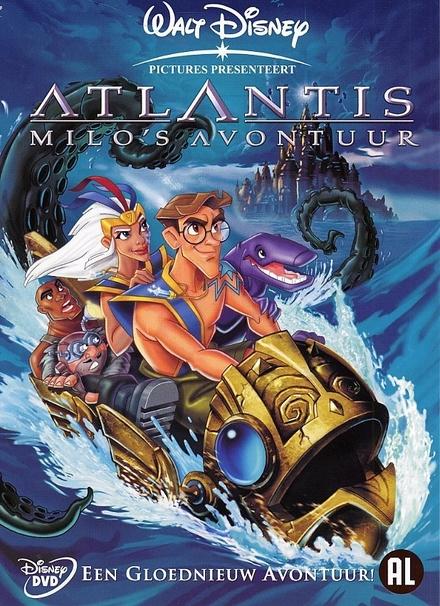 Atlantis : Milo's avontuur