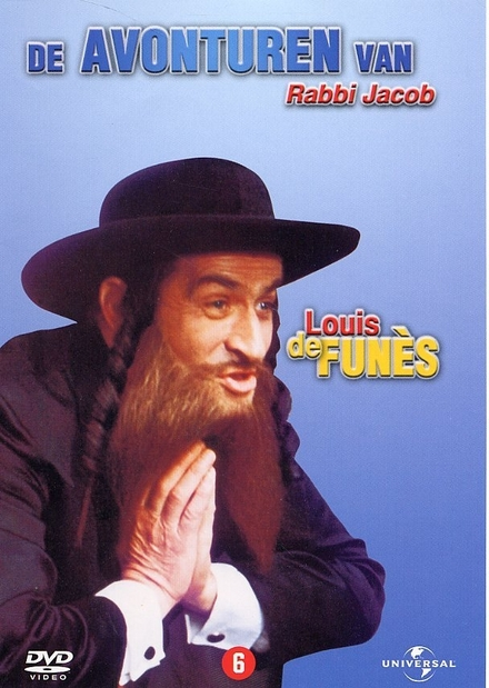 Les aventures de Rabbi Jacob / [regie] Gérard Oury