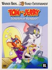 Tom en Jerry schieten er vandoor!