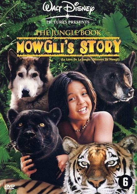 The jungle book : Mowgli's story