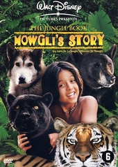 The jungle book : Mowgli's story