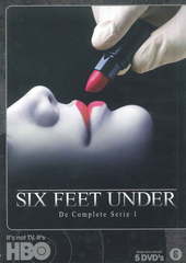 Six feet under. De complete serie 1