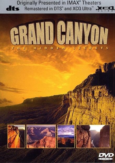 Grand Canyon : the hidden secrets