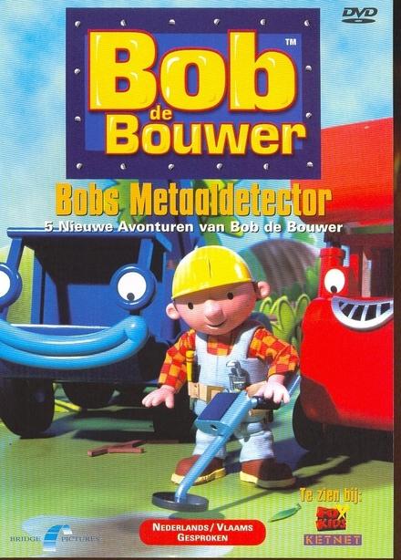 Bobs metaaldetector
