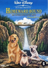 Homeward bound : the incredible journey