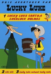 Lucky Luke contra Sherlock Holmes ; Liki Liki ; Lucky Luke ontmoet Lucky Luke