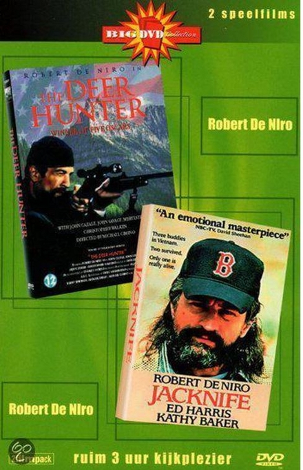 The deer hunter / regie Michael Cimino ; scen. Deric Washburn . Jacknife / regie David Hugh Jones ; scen. Stephen M...