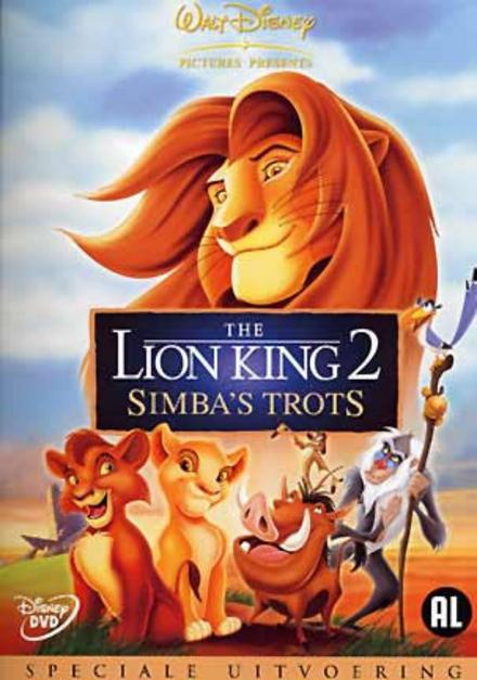 The lion king 2 : Simba's trots