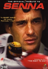 The official tribute to Ayrton Senna