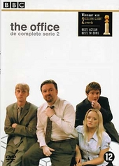 The office. De complete serie 2