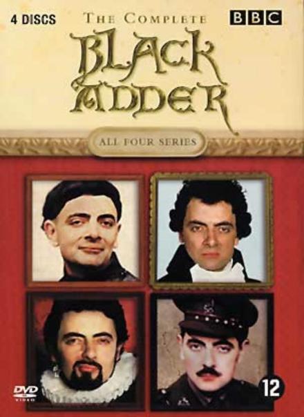 The complete Blackadder : all four series