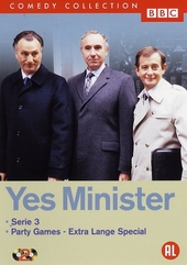 Yes, minister. Serie 3