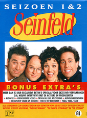 Seinfeld. Seizoen 1 en 2