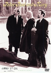 Peter, Paul and Mary : Carry it on