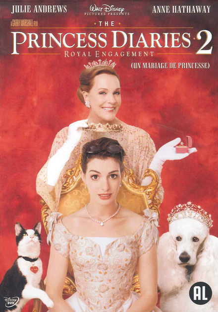 The princess diaries 2 : royal engagement