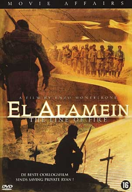 El Alamein : the line of fire