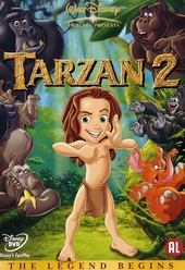 Tarzan 2 : the legend begins