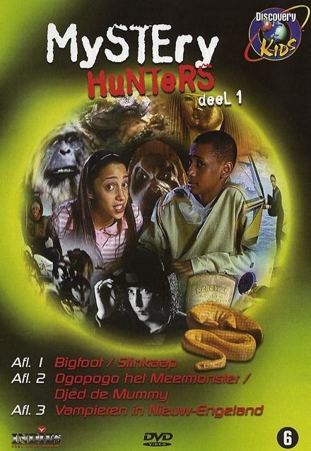 Bigfoot ; Stinkaap ; Ogopogo het meermonster ; Djed de mummy ; Vampieren in Nieuw-Engeland