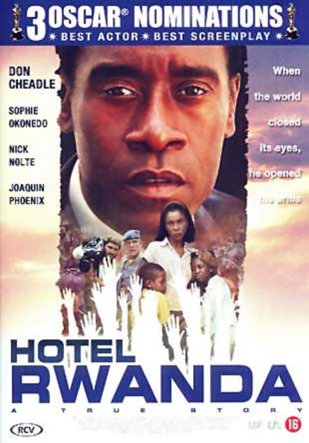 Hotel Rwanda : a true story
