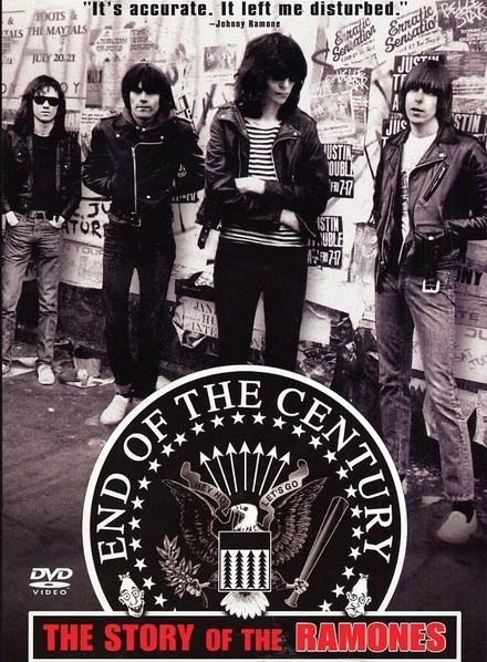 End of the century : the story of the Ramones