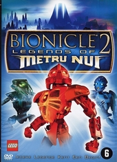 Bionicle 2 : legends of Metru Nui