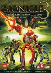 Bionicle 3 : web of shadows