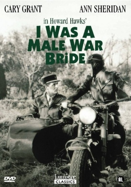 I was a male war bride