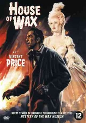 House of wax / dir. by André De Toth ; screenplay by Crane Wilbur. Mystery of the wax museum / dir. by Michael Cur...