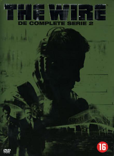The wire. De complete serie 2
