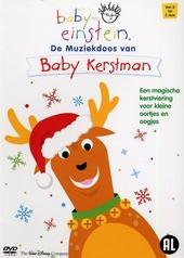 De muziekdoos van baby Kerstman