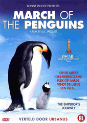 March of the penguins. [1], The emperor's journey