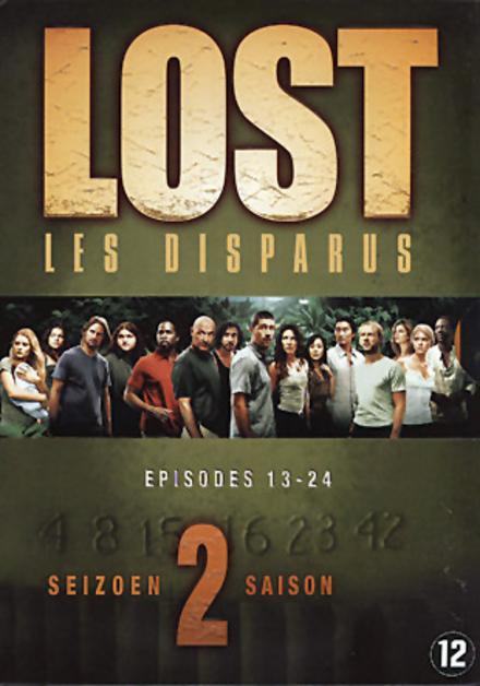 Lost. Het complete tweede seizoen