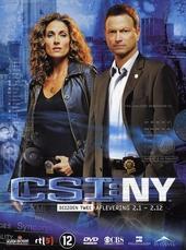 CSI NY. Seizoen 2