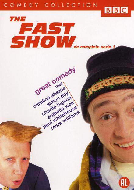 The fast show. De complete serie 1