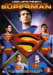 Look, up in the sky! : the amazing story of Superman