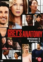 Grey's anatomy. Seizoen 1
