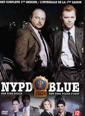 NYPD blue. Het complete 1ste seizoen