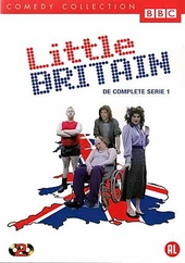 Little Britain. De complete serie 1